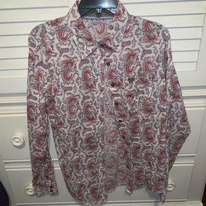 XL Cinch Rodeo western button down shirt
